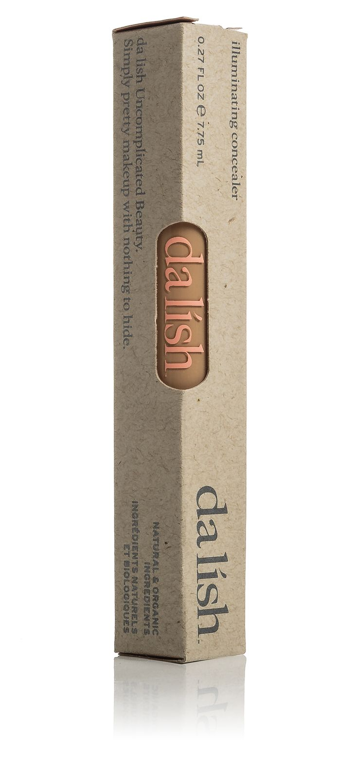 Brightening illuminators instantly wake-up under eye shadows, lift eyebrow arches and highlight cupid's bows. A rich and creamy consistency allows for buildable coverage to minimize discolouration, while corrective pigments disguise blemishes. Shade CO3 - See more at: http://www.dalishcosmetics.com/product/illumination-concealer-75-natural#sthash.keL0IZaK.dpuf