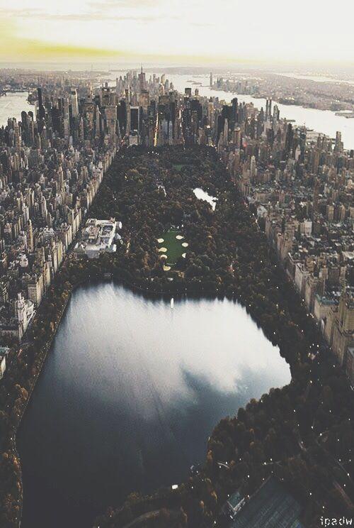 Central Park #BastienGchr