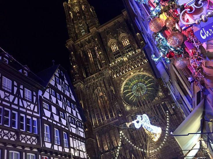 Catedral de Strasbourg e os Mercados de Natal na Europa - Marché de Nöel | 1001 Dicas de Viagem