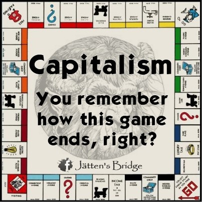 a study on capitalism in america The harvard poll echoes a 2012 pew survey, in which 46 percent of 18- to 29- year-olds had a positive view of capitalism, and 47 percent a.