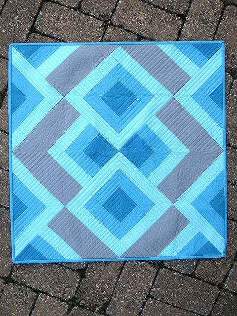 Crafty Fox - Jaybird Quilts pattern. Lovely colors and lovely design.
