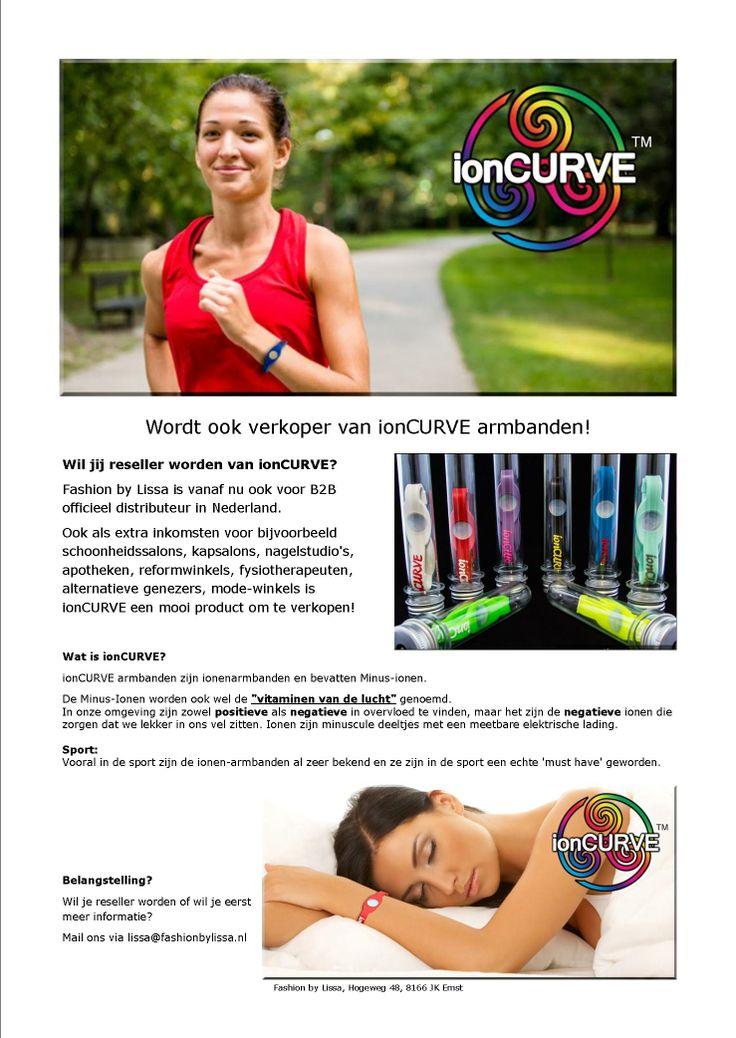 Ook verkoper worden van ionCURVE? Neem dan snel contact met ons op!