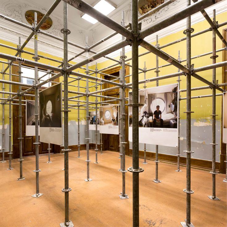 anticlimax: a report on the metabolist dream curatorial project / exhibition palácio sinel de cordes, lisbon, portugal