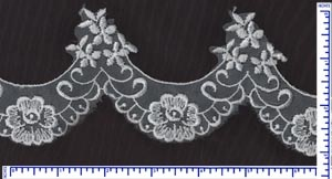 Check out the deal on 6001-Beaded or Unbeaded Lace Yardage at Glitz and Glamour