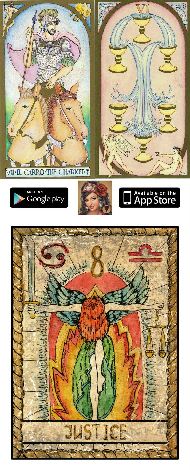 Get the free mobile app on your iOS and Android device and have fun. 3 card tarot reading, tarot scarf and free tarot predictions, tarot cards online free prediction and free accurate tarot. Best 2017 tarot art nouveau and cartomancy meanings playing cards. #pentacle #magician #spells #judgement #halloweencostume #androidgame