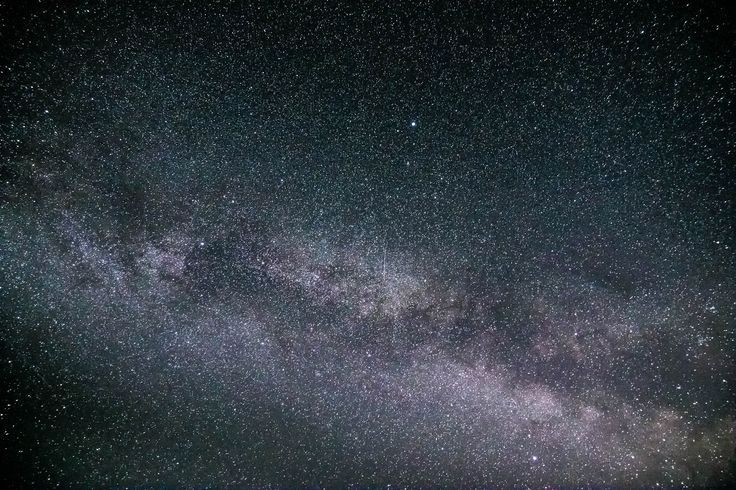 """Die #Milchstraße, aufgenommen mit einem #Kitobjektiv .Aus dem Tutorial """"Sterne fotografieren"""" unter http://stephan-forstmann.de/nachts-fotografieren-tipps/"""