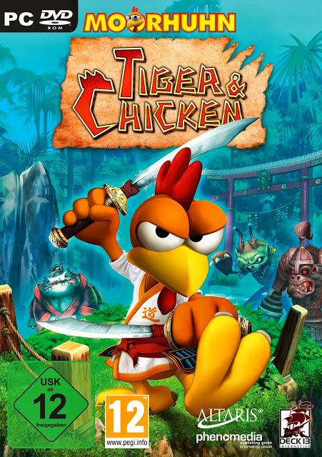 Moorhuhn Tiger and Chicken Game Free Download | SKIDROW GAMING ARENA