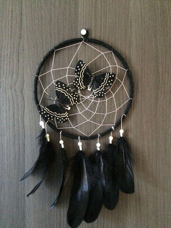 Dreamcatcher Dark Butterfly - 25 €