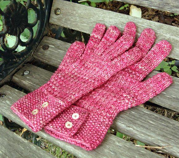 144 Best Gloves Images On Pinterest Knitting Patterns Knitting