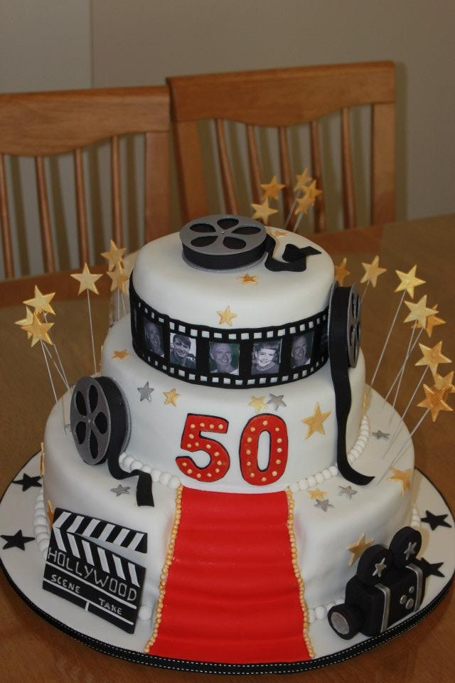 35 Best Images About CAKE CINEMA On Pinterest