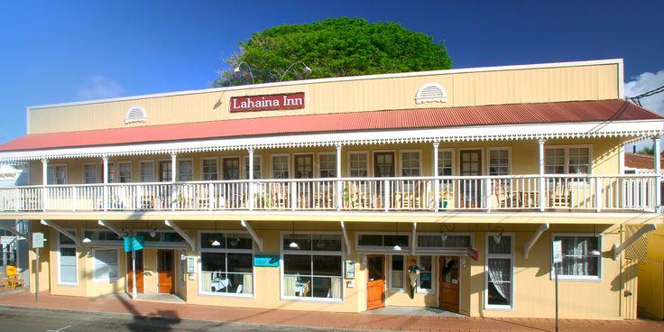 Lahaina Inn | Maui Hotel