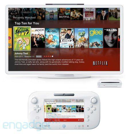 Netflix App For Wii U Images Leaked