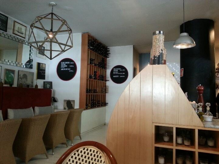 Un buen lugar para desayunar es Café Toscano - Colonia Roma