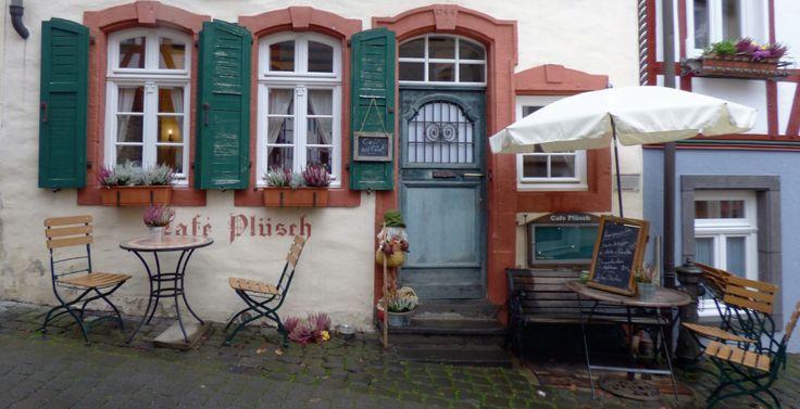 Café Plüsch, Monreal - Foto: S. Hopp