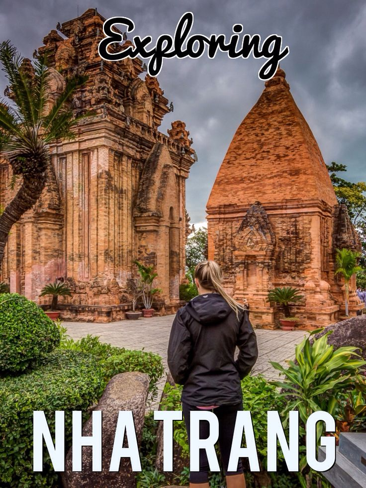 Vietnam's famed coastal wonderland, we were a bit unsure of what would greet us when we arrived in Nha Trang. Check out our blog to see how we found the town.