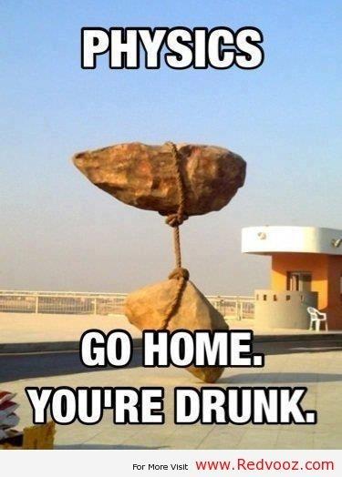 Funny Physics