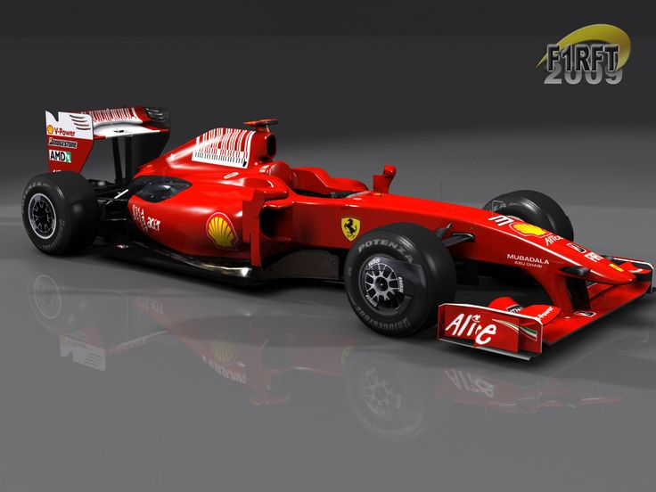 2009 Ferrari F1 | 4 Wheels Blog -