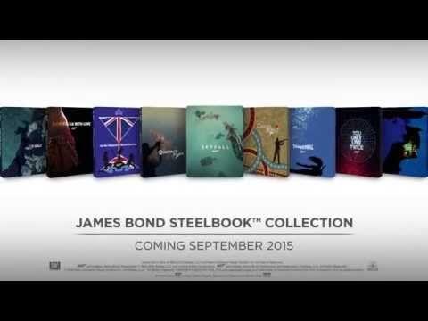 James Bond 007: Bond DVD Announcement