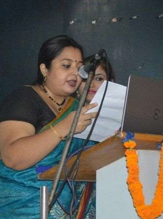 Priyadarshini Sharma on 'Women Empowerment through Culture'