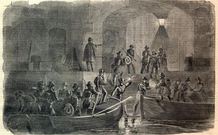 American Civil War prison camps