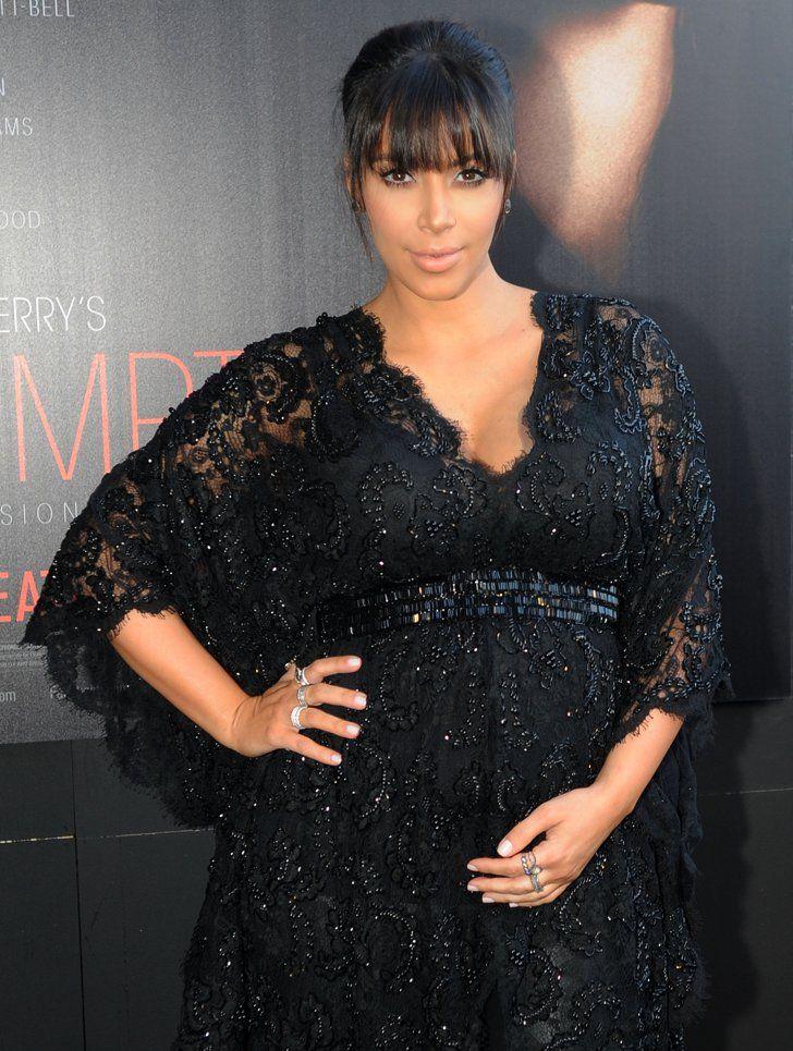 Pin for Later: Kim Kardashian, de Party Girl à Hot Mama Kim à la première de Temptation: Confession of a Marriage Counselor en Mars 2013.