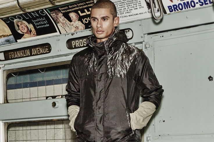 Stonefeather Takes to an Abandoned New York Subway for Its 2017 Spring Summer Lookbook