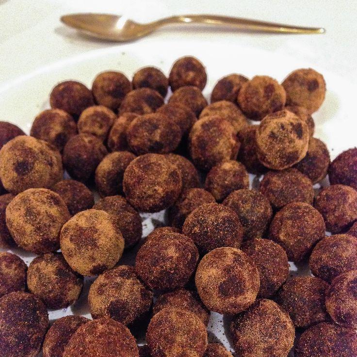 Spirulina Truffles – Fight Sugar Cravings – Organic Burst