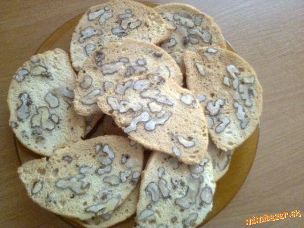 Famózne orechové sušienky