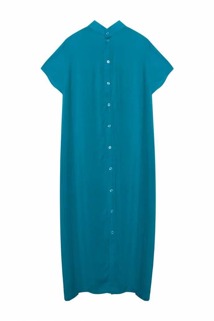 магазин дизайнерской одежды и аксессуаров Хохловка: Платье -рубашка женская TOTO платья