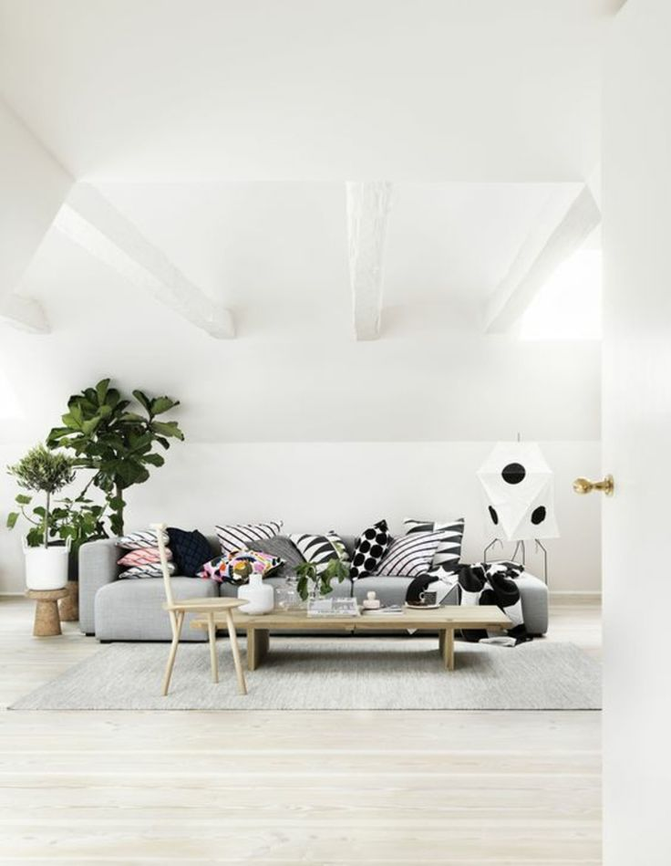 191 best Skandinavisches Design images on Pinterest Scandinavian - einzimmerwohnung einrichten interieur gothic kultur