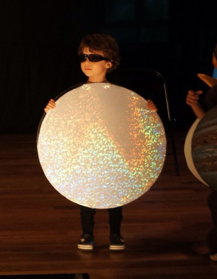 Custume Moon Disfraz De Luna Kids Fashion Pinterest