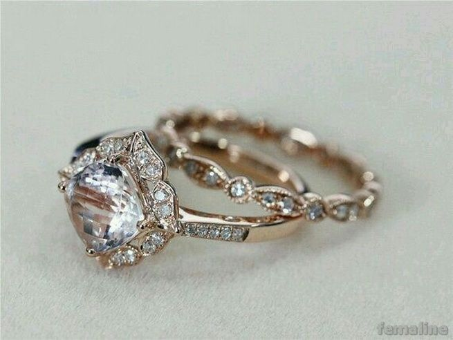 Vintage wedding jewelry 2017 trends and ideas (29)