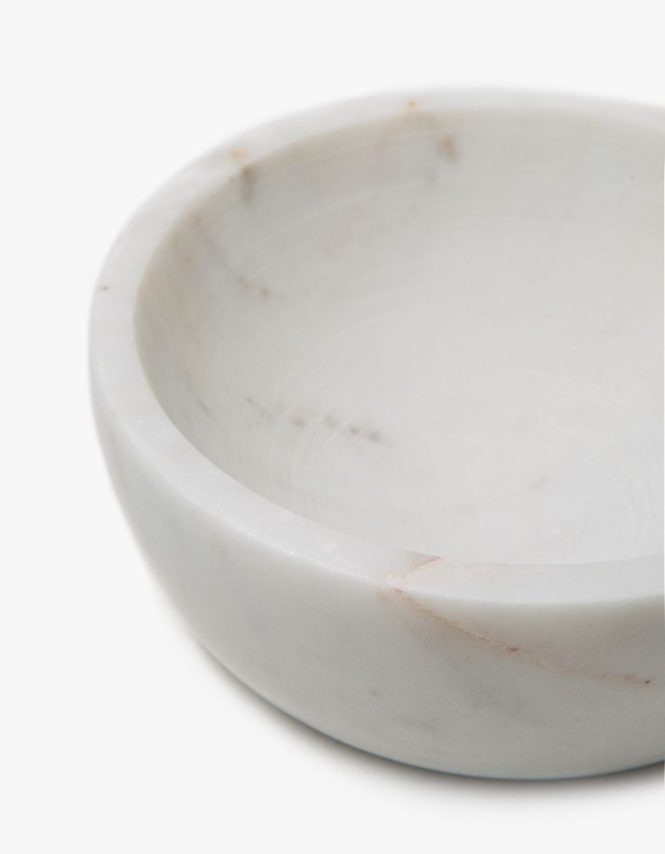 Mara Serving Collection - Bowl by Hawkins New York. #marblebowl #bowl #tableware #minimalist