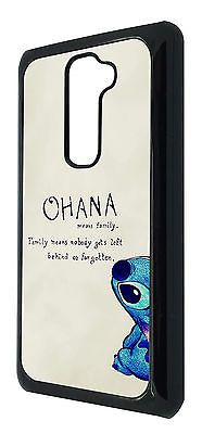 Ohana Family Meaning Quote Fun Design LG G3 /LG G2 Case Back Cover