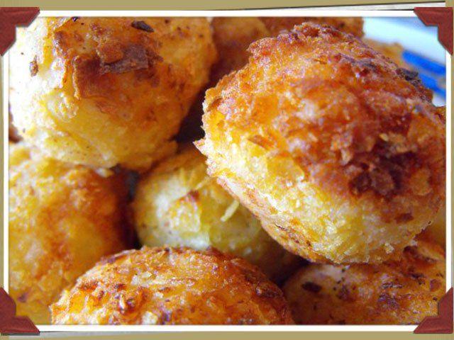 Aperitivos de patata