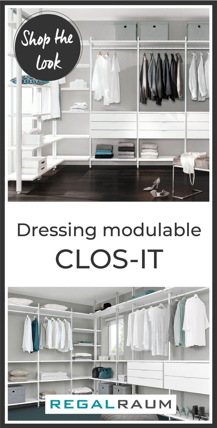 Ameublement dressing – Idées