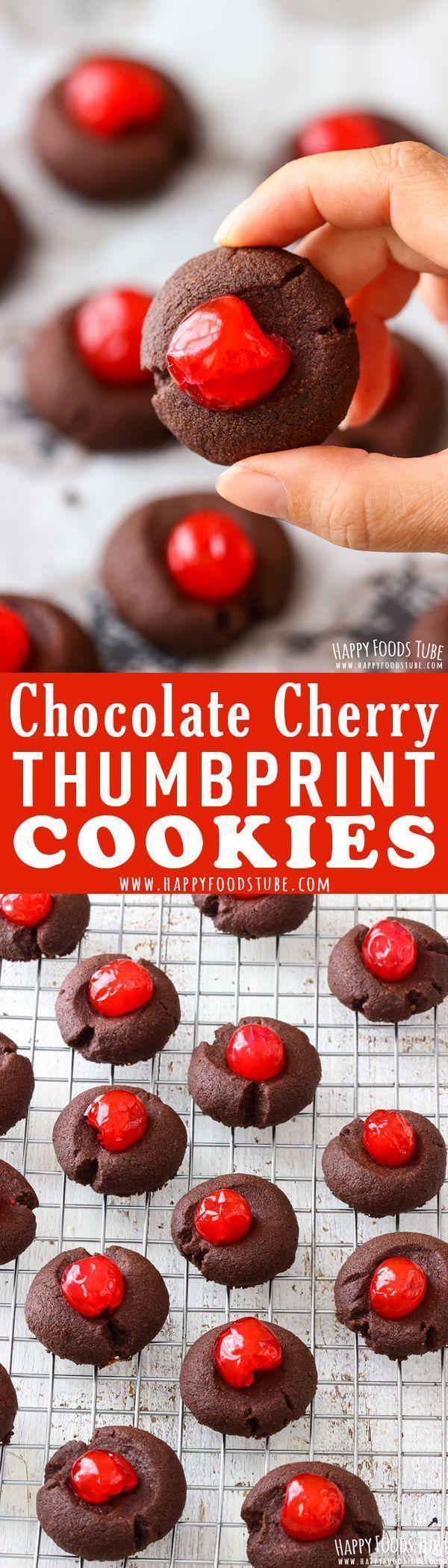 「Cherry cookie recipes」のおすすめアイデア 25 件以上 | Pinterest ...