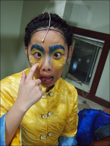 flounder makeup