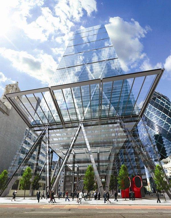 Leadenhall Building, London (Rogers Stirk Harbour + Partners)