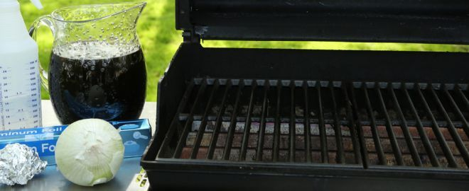 Grill Cleaning Hacks