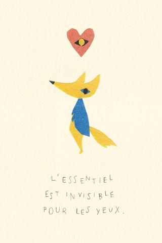 @Desirée Gonzalez ... Le Petit Prince renard
