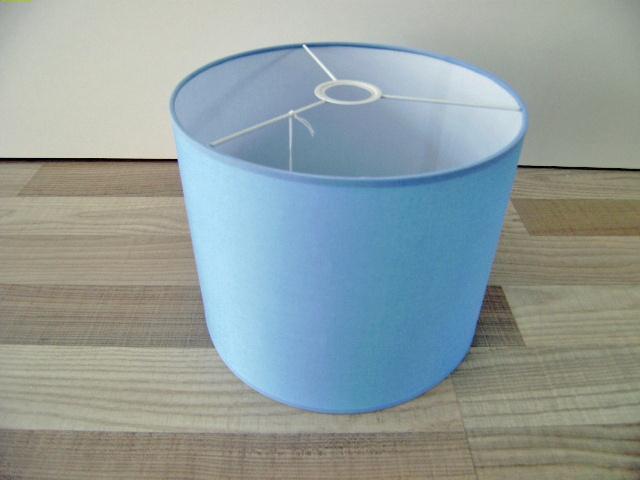 Pantalla tela, diametro 30 cm