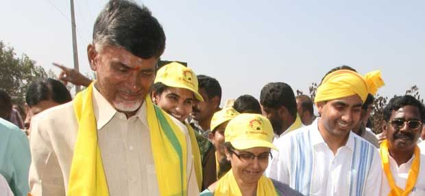 Anointing their sons to ascend their positions in politics by leaders is nothing new but Telugu Desam president N Chandrababu Naidu seems to be ahead in this ... http://www.frontpageindia.com/andra-pradesh/anointing-lokesh-nearly-complete/45034