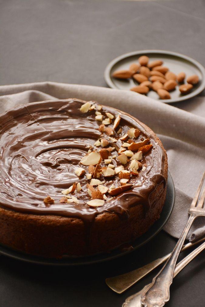 Candy's: Mandulás csokitorta