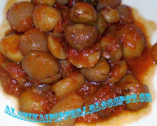 Μοσχαρίσια γλώσσα στιφάδο - Αλάτι και πιπέρι