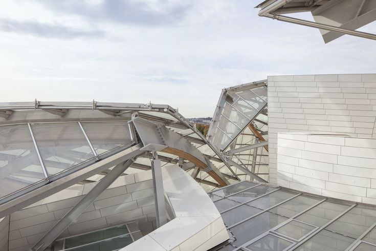 Gallery of Frank Gehry's Fondation Louis Vuitton / Images by Danica O. Kus - 13