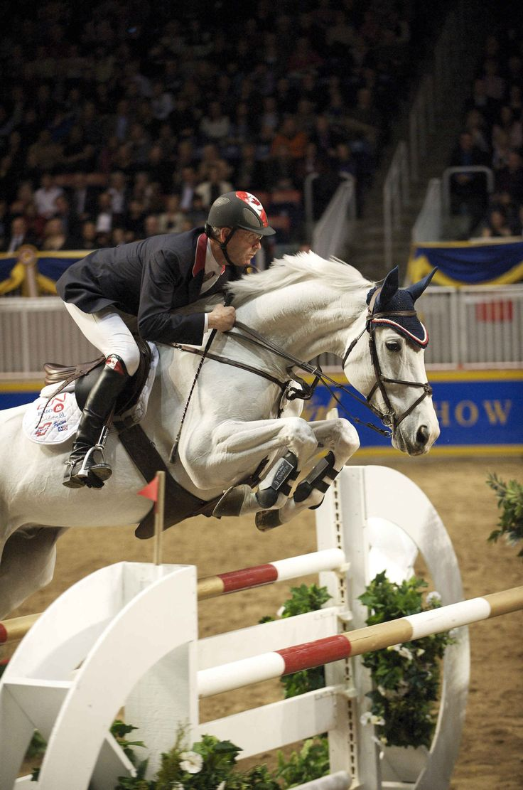 Captian Canada, Ian Miller..Canadian Olympic Equestrian TeamExcept, Canadian Olympics, Grand Prize, Ian Miller, White Jumpers, Ian Millar, Hunters Jumpers, Equestrian Team, Olympics Equestrian