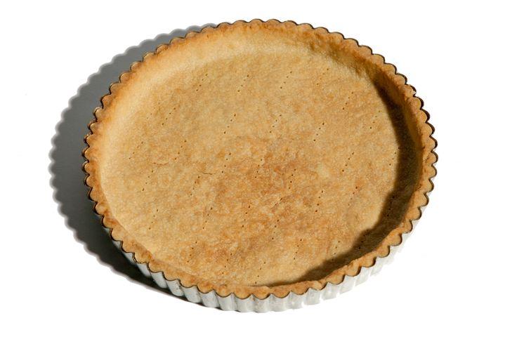 This tart crust recipe will be your go-to dessert shell for a lemon tart, fruit tart, apple tart, or chocolate tart.