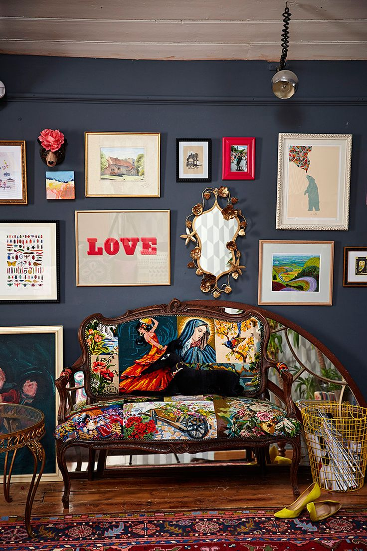 1032 Best Images About Interiors Bohemian Eclectic