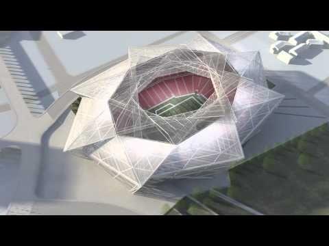 Lead Architect Reveals Evolution of the Atlanta Falcons New Stadium Design